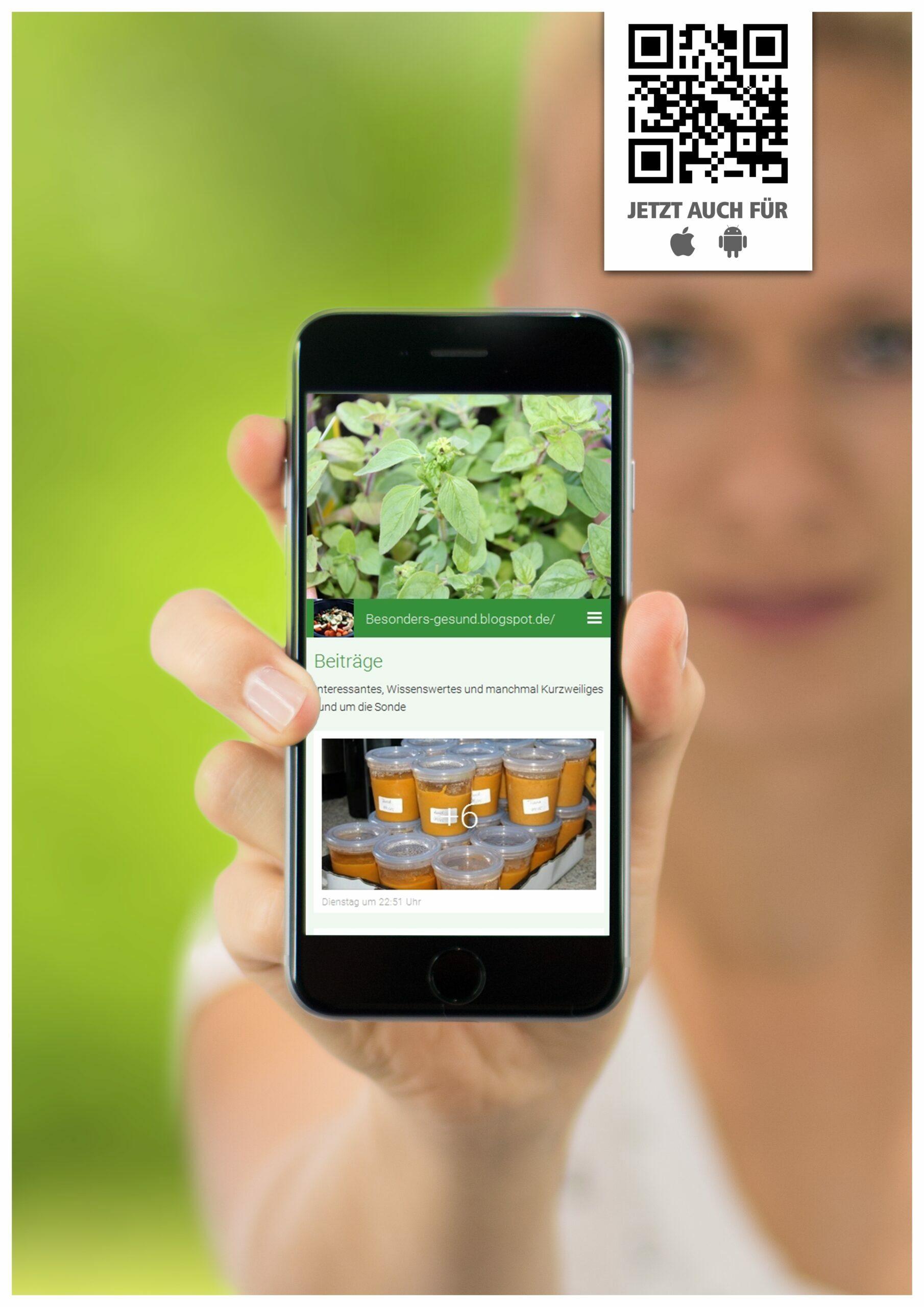 App BeSONDErs Gesund