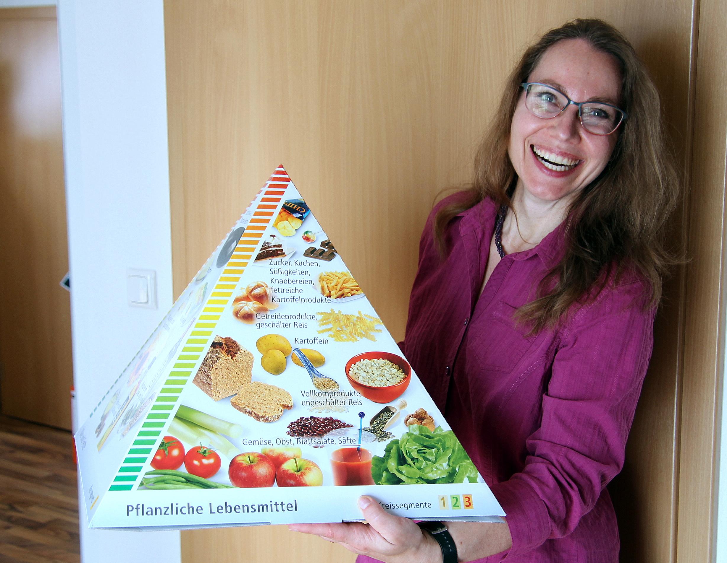 Gruppenberatung durch die Ernährungsberatung Yvonne Dinger